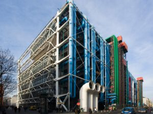 "Why, and how new ""Pompidou centers"" are created in"