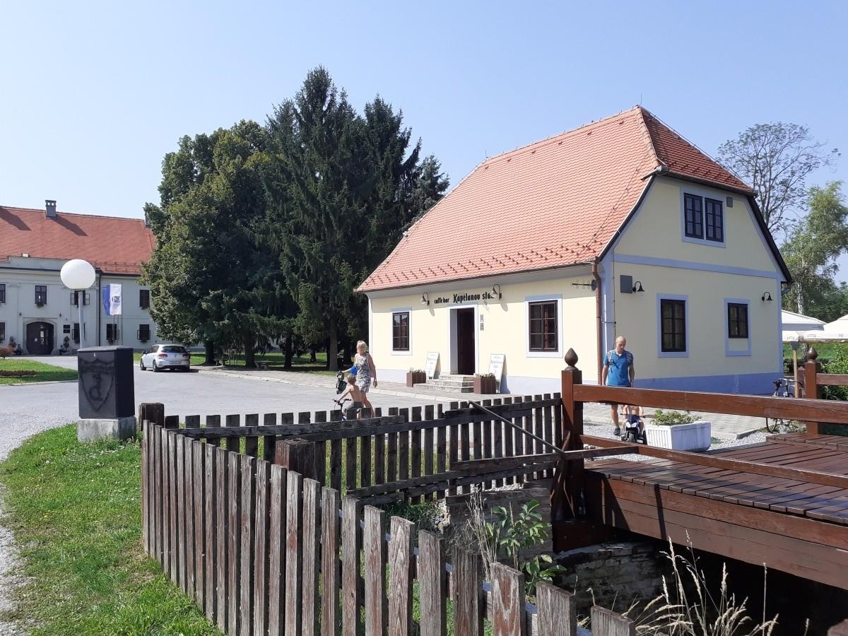Kapelanov apartment Fortress