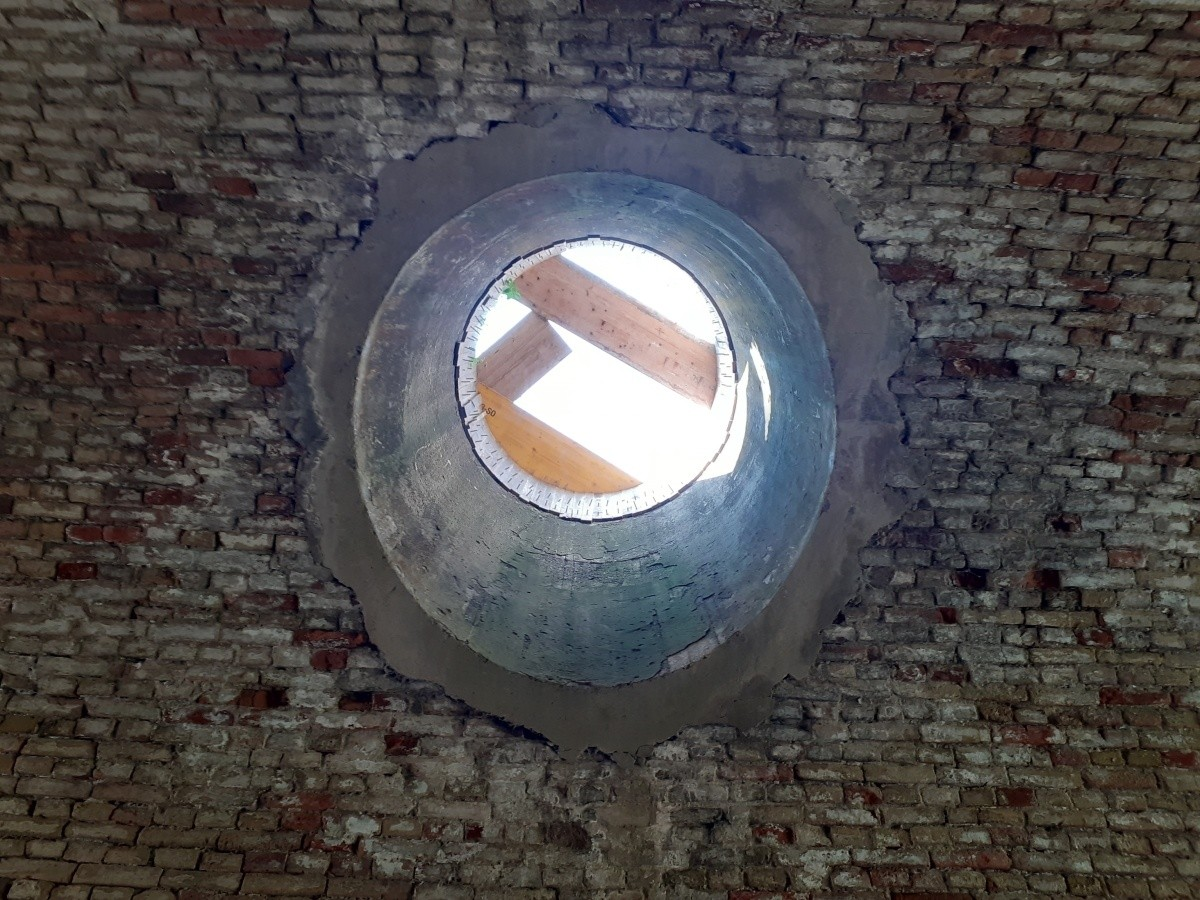 opening vault passage Fortress