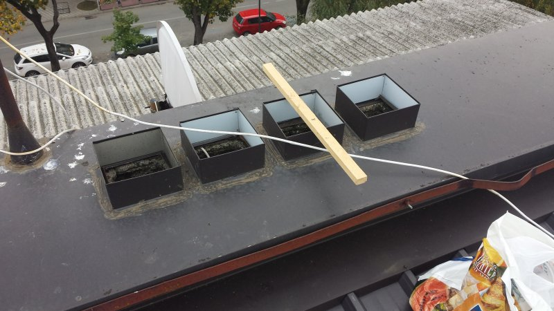 roof wall construction