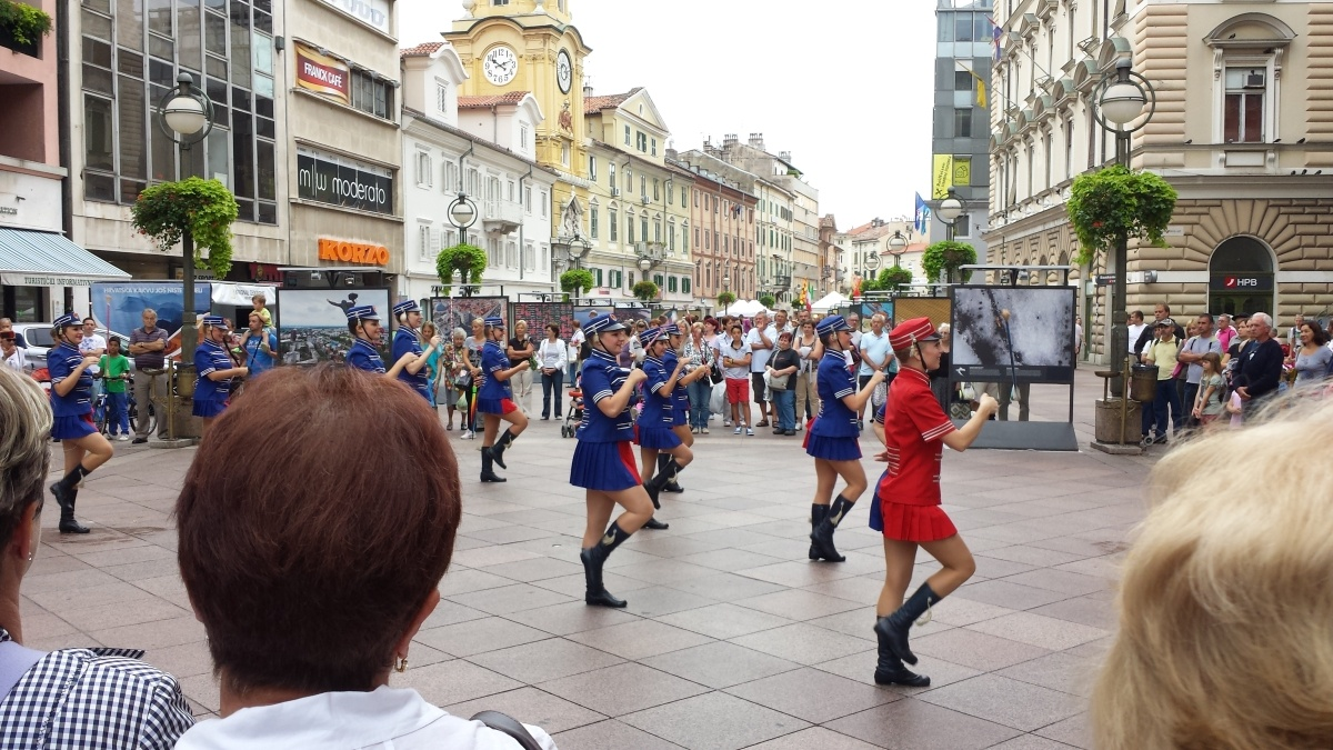 Rijeka Corso dance
