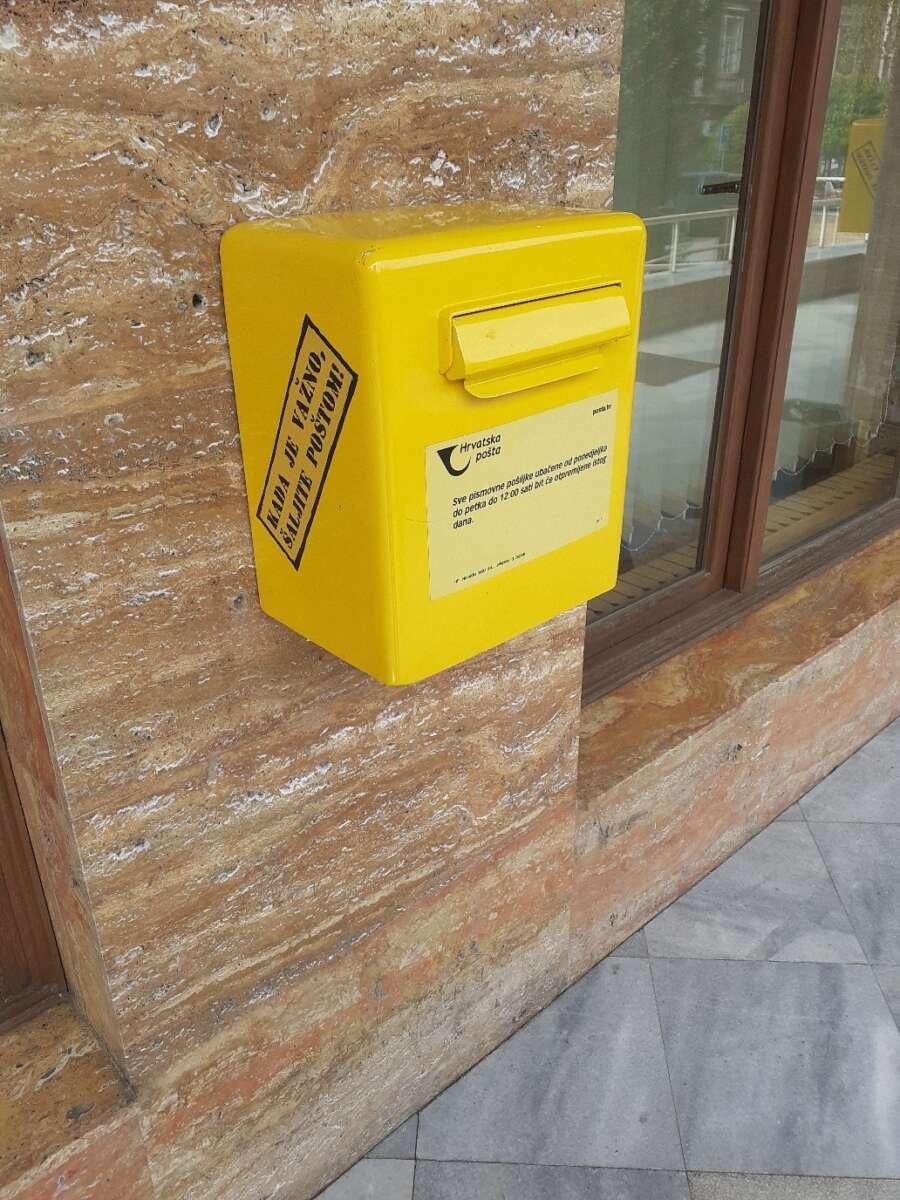main post mailbox