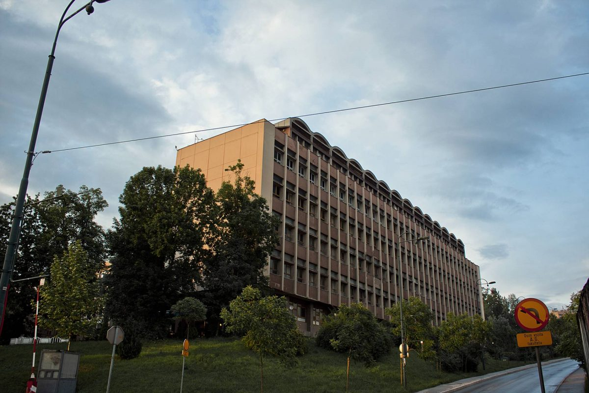 Faculty of Architecture and Urban Planning, Sarajevo
