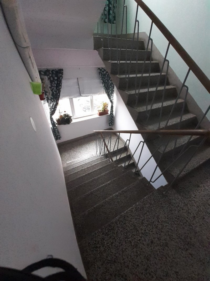 stairs of my building