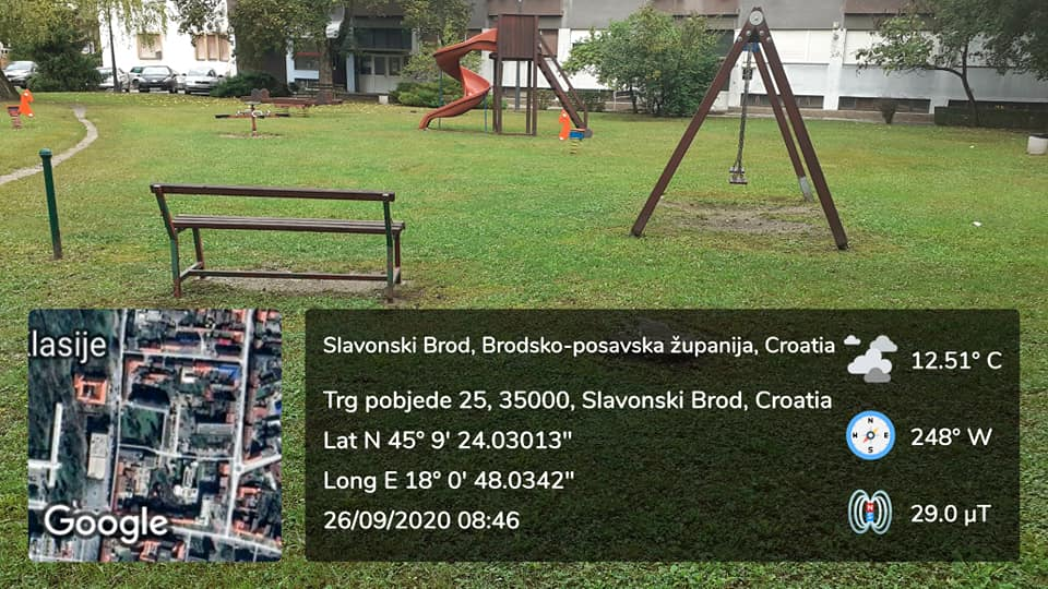 Tell me, how to access and use a scary children's playground in 2021?