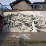 """Fuck"" a wall with no more than 15 fascinating graffiti"