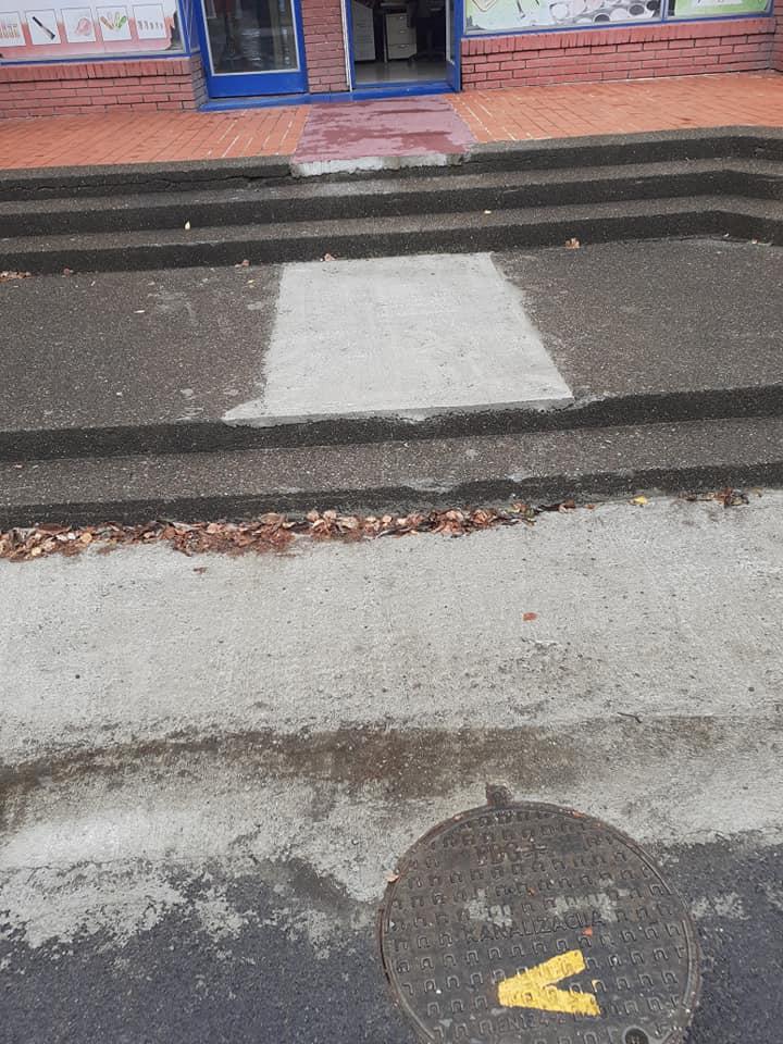 rehabilitation-pedestrian zones
