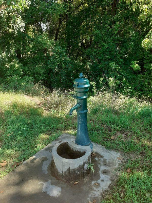 drinking water-recreation center